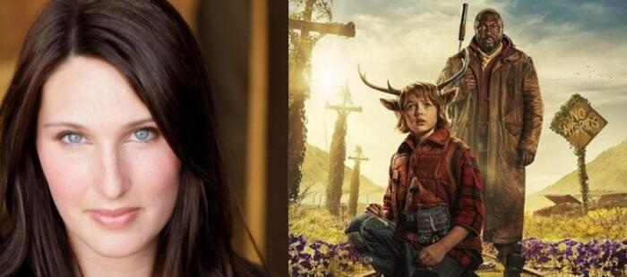 La directora de 'Sweet Tooth' dirigirá el thriller 'Delilah'