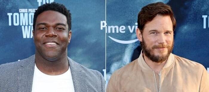 Chris Pratt y Sam Richardson protagonistas de la comedia 'Stranded Asset'