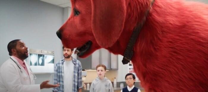 Tráiler final de 'Clifford, el gran perro rojo'