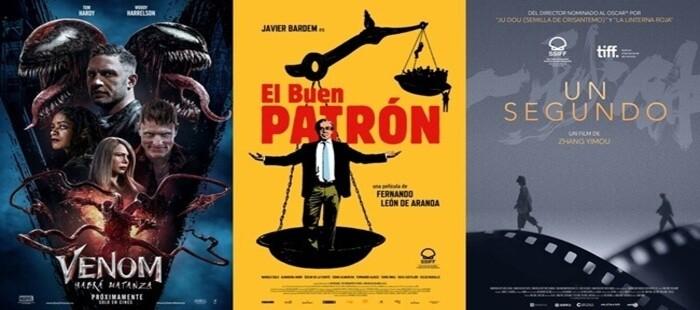 Estrenos España (15/10/2021) - Venom y el patrón
