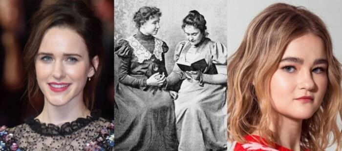 Rachel Brosnahan y Millicent Simmonds protagonizarán el biopic de Helen Keller