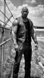 Fast and Furious 8: Potente primera imagen de Dwayne Johnson en la pel�cula