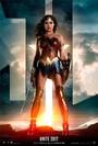 La Liga de la Justicia: Nuevo cartel con Wonder Woman como una de las protagonistas