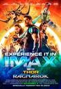 Thor 3: Potente cartel IMAX con todo su reparto